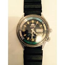 Relógio Orient King Diver Anos 80