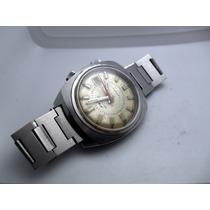 Relógio Technos Corda Manual Despertador R13052014