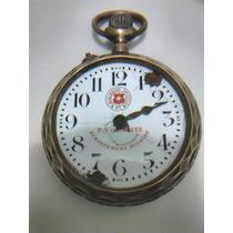 Relógio De Bolso Roskopf Para Restauro Ou Peças (grande)