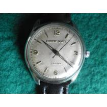 Relógio Ernest Borel Sea Gem Corda Em Oferta Sedex Grátis