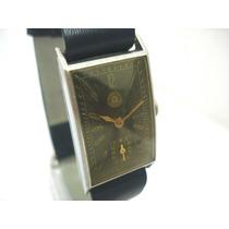 Relógio Roskopf Patent Pulso Curvex Antigo Coleção Suiço