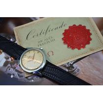 Vintage Omega Constellation Chronometer Ref:2852 Cert. Época