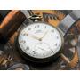 Relógio De Bolso Chs Tissot & Fils - Máquina Muito Nova