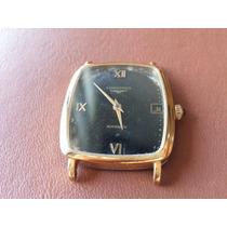 Relógio Longines Cal.994 Slim Plaquê De Ouro