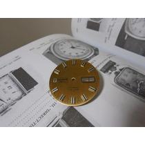 Mostrador Relógio Tissot Automatic Seastar T.12