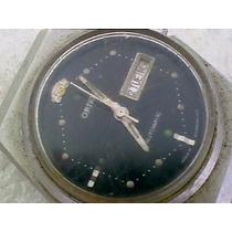 Orient Data Duplo Automatic V579609-00pr De Pulso Antigo