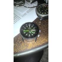 Relógio Kd King Diver Orient Automático Mostrador Verde
