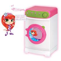 Máquina De Lavar Eletrônica Super - Magic Toys