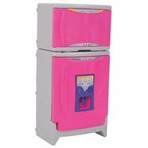 Refrigerador Luxo Casinha Flor Xalingo Parc. S/juros