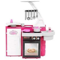 Cozinha Infantil Classic Sai Agua 76 Cm Altura - Cotiplás