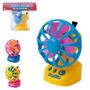 Ventilador A Corda Brinquedo Infantil