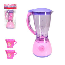 Kit Brinquedo Infantil P Menina Cozinha Liquidificador A