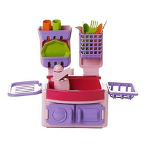Mini Cozinha Infantil - Cotiplás Oferta Frete Grátis