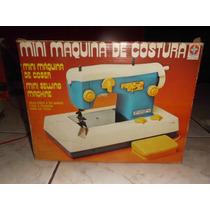 Mini Máquina De Costura - Estrela - Completo