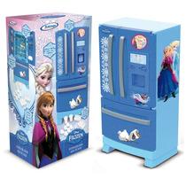 Geladeira Infantil Side By Frozen - Xalingo