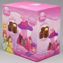Kit Fabriquinha De Bombom Chocolate Princesas Disney Toyng