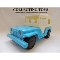 Brinquedo Antigo - Jeep Estrela - Anos 80 - Original!