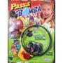 Brinquedo Da Angélica Passa Bomba Glasslite Lacrado - Antigo