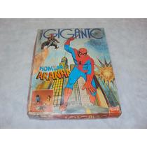 Brinquedo Antigo, Raro Quebra Cabeças Marvel Homem Aranha.