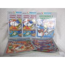 Brinquedos Livros Da Questron Da Tec Toy