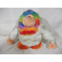 Brinquedo De Pelucia Macaco Dançante