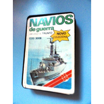 Navios De Guerra - Super Trunfo Grow Anos 80