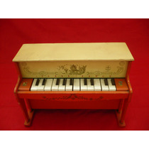 Piano - Brinquedo Antigo - Estrela - Anos 50 - Raridade
