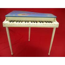 Piano - Brinquedo Antigo - Estrela - 1959 - Três Pernas