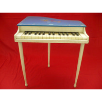 Piano - Brinquedo Antigo - Estrela - Anos 60 - Três Pernas