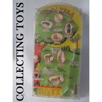 Brinquedo Antigo - Bagatela Ilustrada De Bichos - Anos 70
