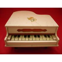 Piano - Brinquedo Antigo - Estrela - Anos 40 - Raridade