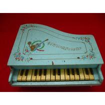 Piano - Brinquedo Antigo - Estrela - Anos 70 - Raridade