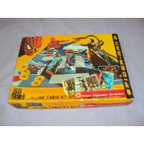 Brinquedo Antigo, Jogo Do Homem Aranha O Grande Desafio.