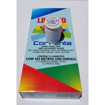 Linha 10 Para Pipa Corrente 183m - Coats Corrente - C/12unid
