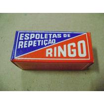 Espoletas Estrela Ringo Brinquedos Anos 70 Original Ótimas