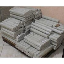 Pipa Vareta Fibra 1 M 1.8 Mm 1 Kg + 100 Varetas Bambu 50 Cm