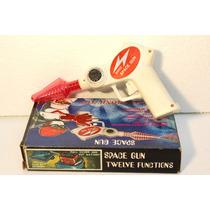 Pistola Espacial Space Gun Na Caixa ( Robôs ) Rara