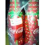 Garrafa Coca-cola De Alumínio - Natal 250ml - Pack Com 6 Pçs