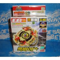 Beyblade Antiga Rock Bison A-98 Original Takara Tomy