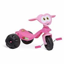 Triciclo Infantil Zootico Joaninha Bandeirante Motoquinha