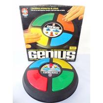 Antigo Brinquedo Genius Estrela Na Caixa, Funcionando!!!