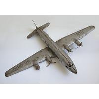 Avião Lata Brinquedo Antigo - Pan American - Marx - Anos 40s