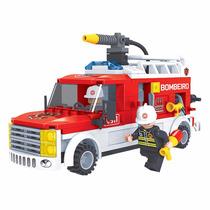 Lego Click It - Bombeiro Caminhao Do Bombeiro