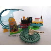 Brinquedo Antigo - Trenzinho Vai-vem Da Estrela - Anos 70