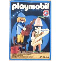Brinquedo Antigo Playmobil - Estrela - Novo - Anos 80 E 90
