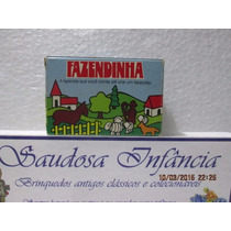Rara Fazendinha 3 - Brinquedos Mimo Plástico Era R$100,00