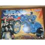 Moto Bican Jiban Original De Fabrica Glasslite Antiguidade