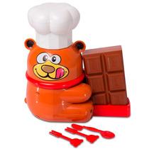 Máquina De Fondue Maker Kids Chef (fondue De Verdade) Br008