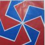 Papel De Seda 45x45- 100 Unidades (10 Desenhos Por Pacotes)