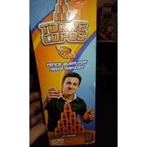 Torre De Copos Luciano Hulk ---completo ---- Na Caixa